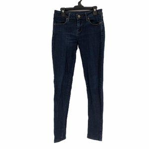 Levis Womens Super Skinny Mid Rise Jeans Size 25